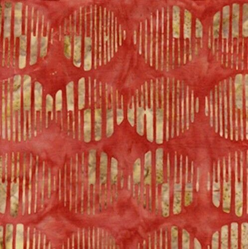 Hand Dyed Cotton Batiks Fabric Collection 6/914